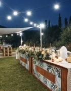 """La Wedding Planner Cristina Orsatti racconta il """"Sì"""" d'altri tempi di Sara e Davide"""