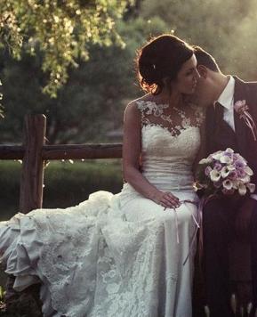 Francesco Mosca: fotografare gli sposi per rendere eterno l'amore