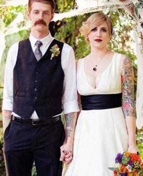Matrimonio a tema Halloween: ecco come organizzare un Sì…da paura!