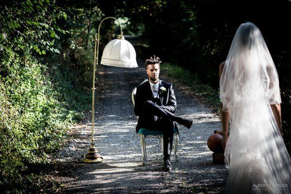 Matrimonio Daniel Hackett