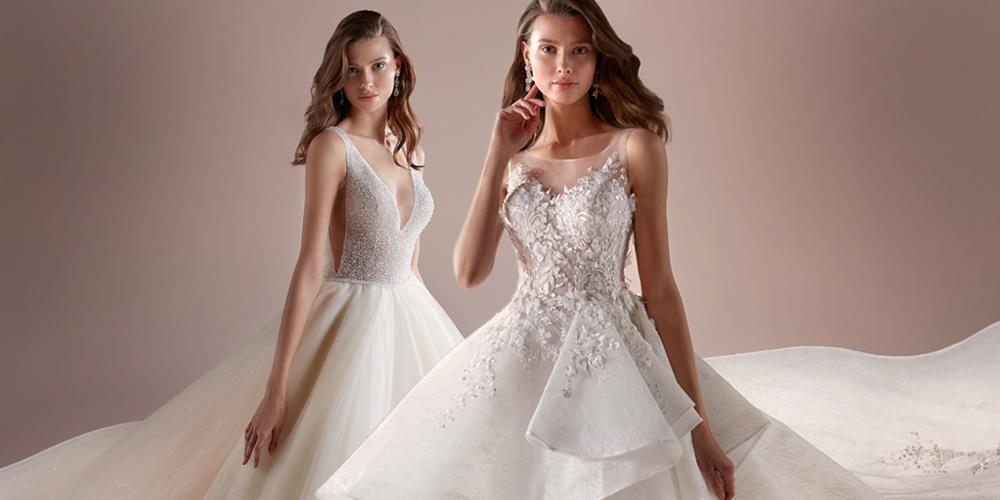 Sei linee di abiti da sposa Nicole 2019 tutte diverse tra loro 1e30c312c4b