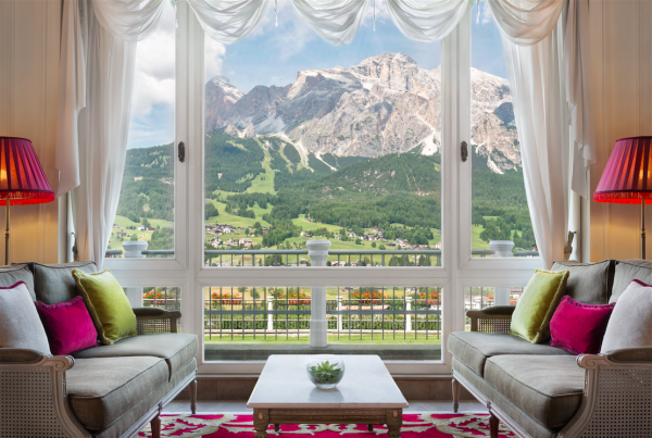Dreaming of the Dolomites