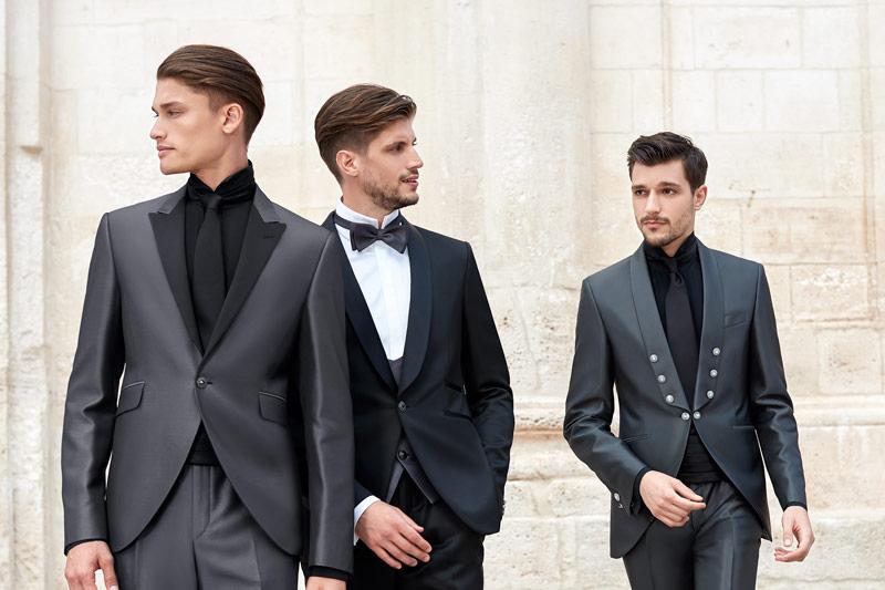Abiti da sposo Carlo Pignatelli 2019