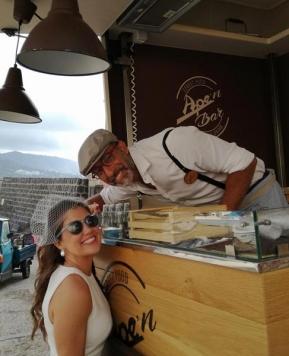 Ape 'n Bar, l'aperitivo siciliano itinerante che dà brio alle nozze