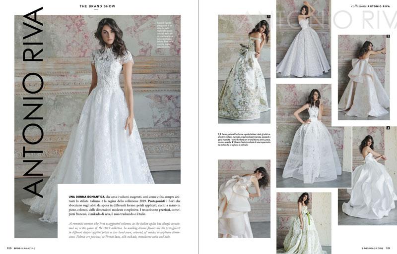 Rivista sposa  Sposi Magazine è la più completa rivista sul ... b055ebbc411