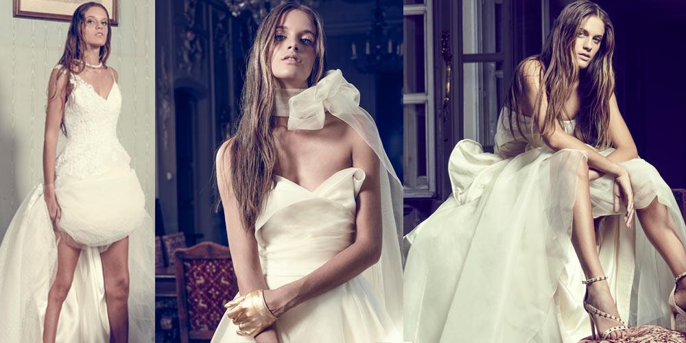 Abiti da sposa Simone Marulli 2019