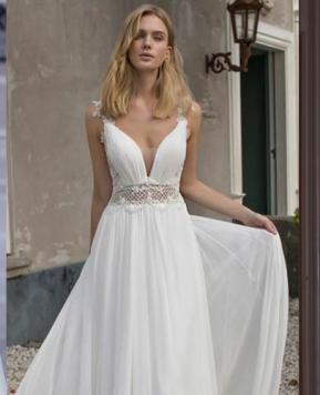 Abiti da sposa stile impero, i bridal dress adatti a tutte le silhouette!