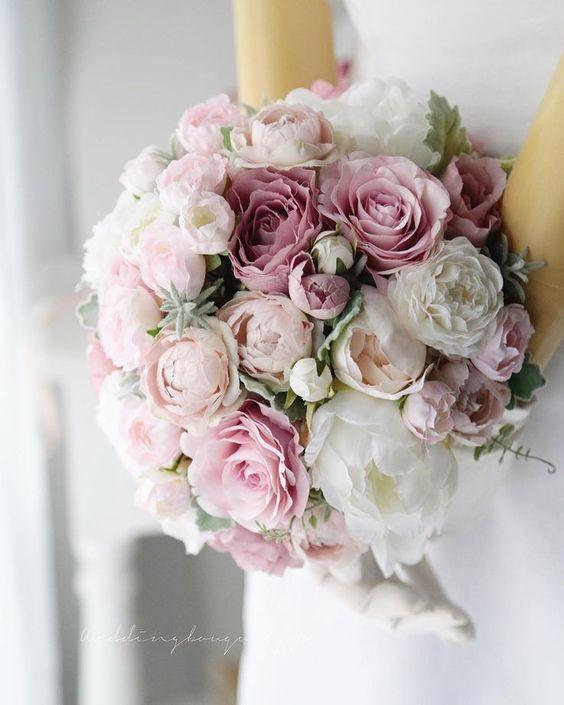 Foto Bouquet Da Sposa.Bouquet Da Sposa Quanti E Quali Sono Scegli Quello