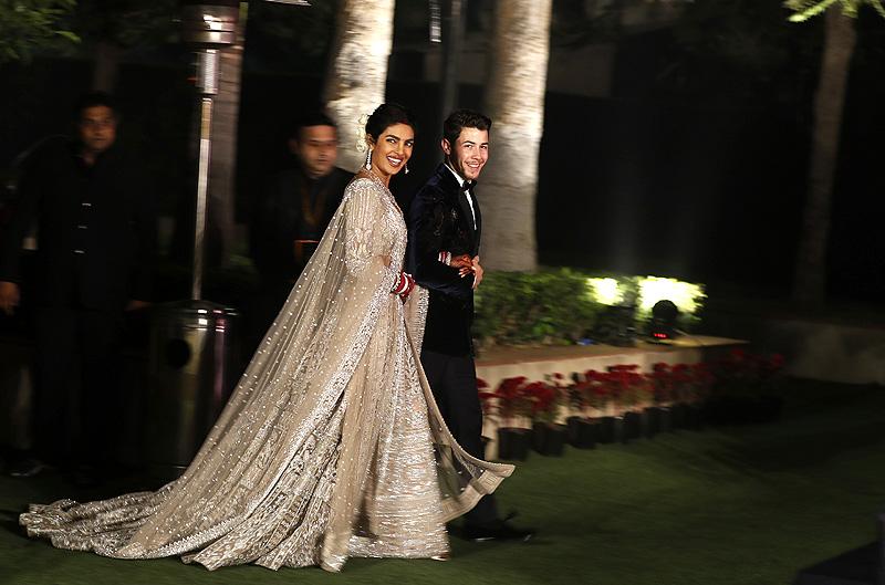 matrimonio Priyanka Chopra e Nick Jonas