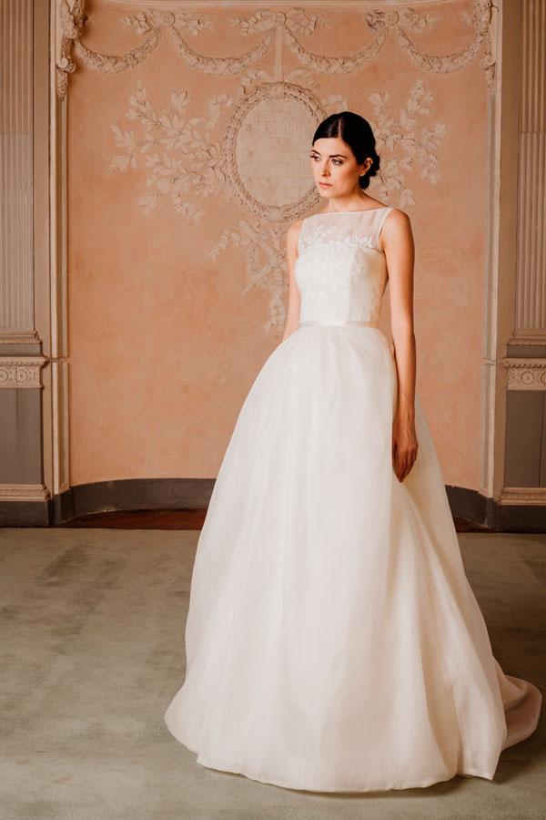 Abiti da sposa Couture Hayez