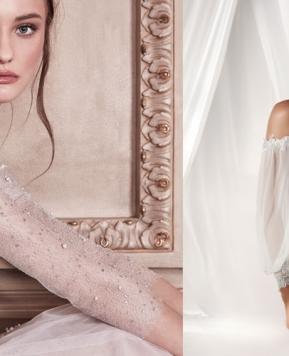 Abiti da sposa con le maniche: quando i dettagli fanno la differenza!