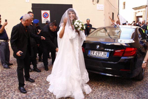 Abiti da sposa delle star