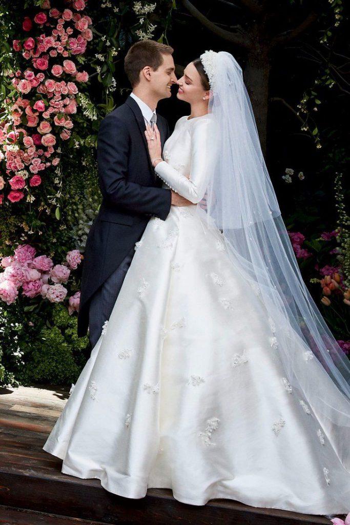 Abiti Da Sposa Famosi.Abiti Da Sposa Delle Star Ecco Tutti Quelli Che Ci Hanno Fatto