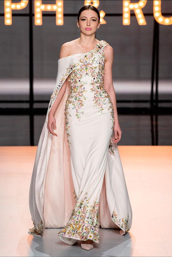 Abiti da sposa di alta moda 2019
