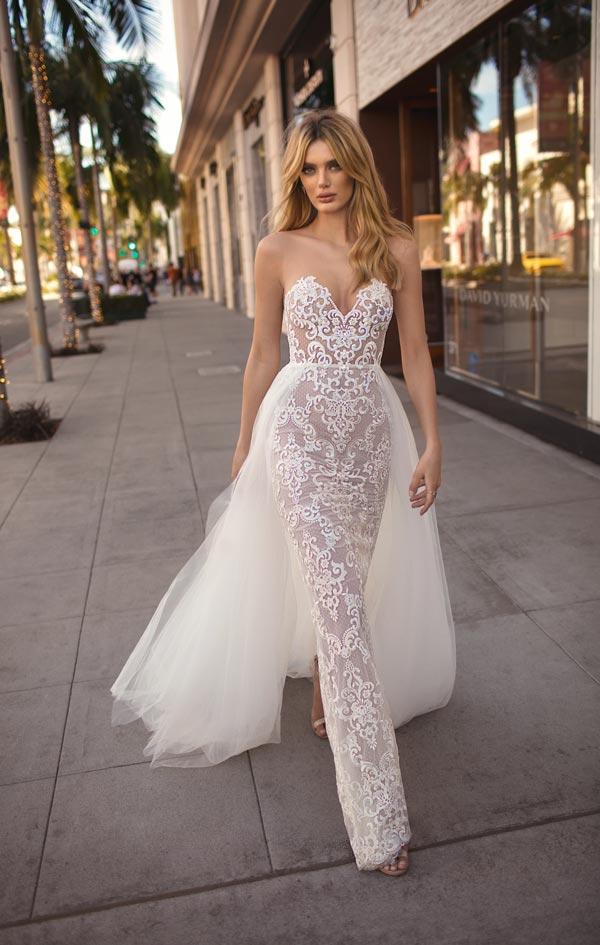 abiti da sposa sexy