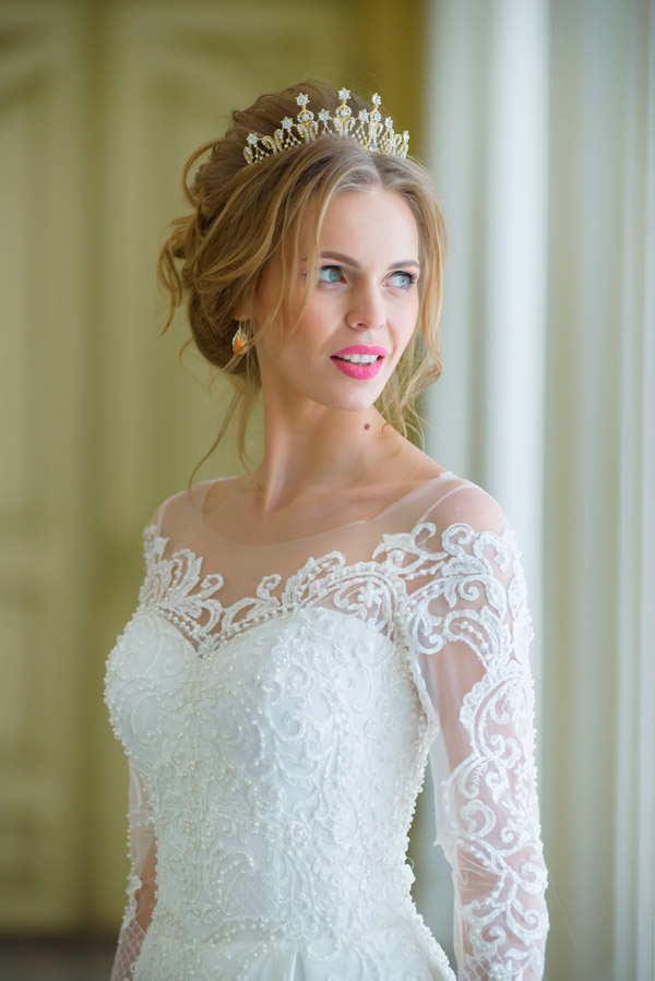 official photos f720c 66fbe Acconciature sposa 2019: le 5 idee che fanno tendenza ...