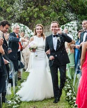 Giovanna Damonte, nozze a tema casinò per Caterina e Nicolò