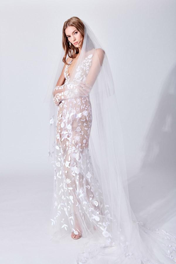 velo da sposa 2019