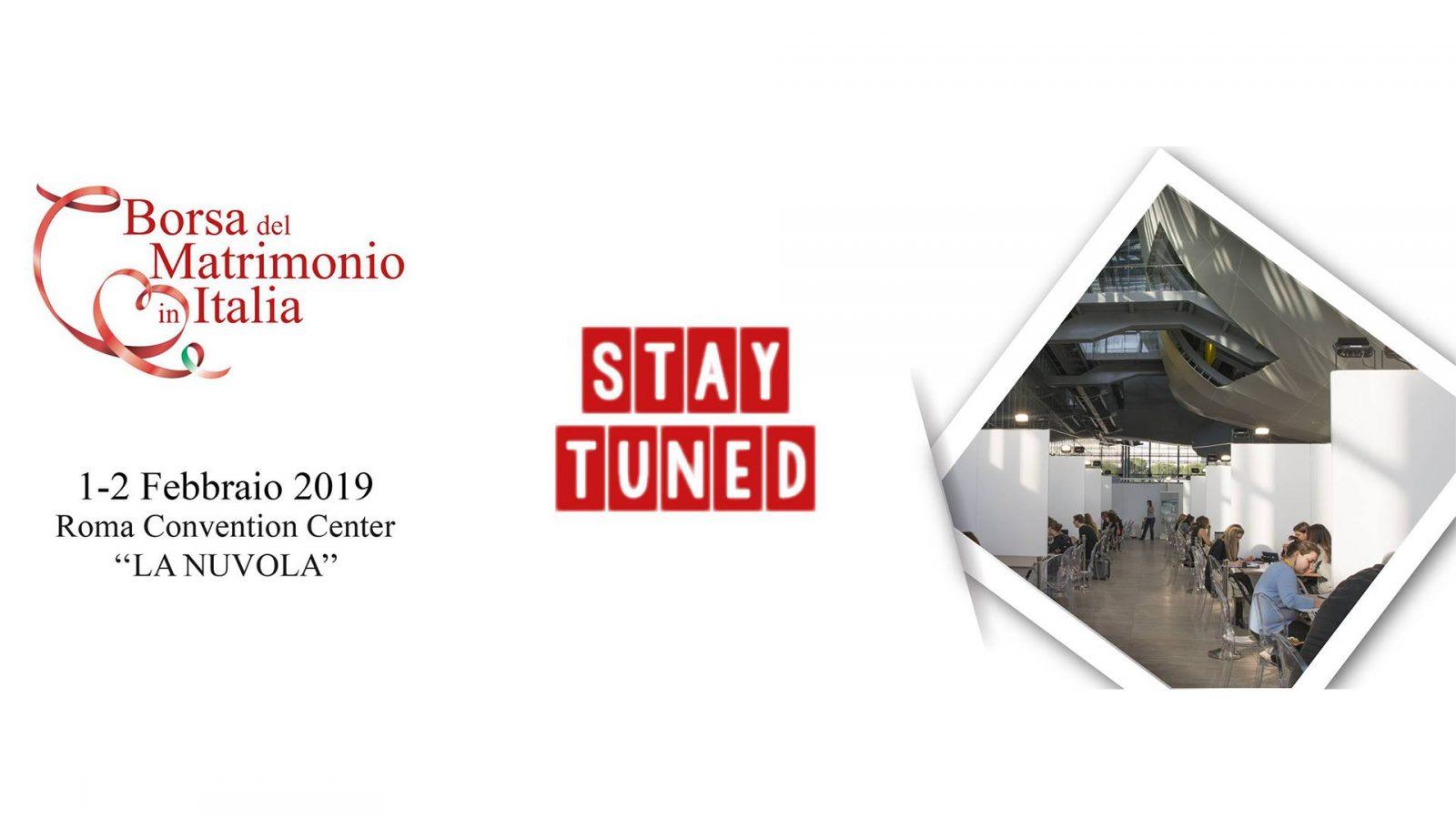 Borsa del Matrimonio in Italia 2019