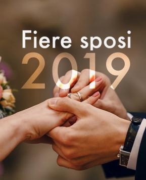 Fiere sposi 2019: ecco tutti gli appuntamenti dell'anno in Italia