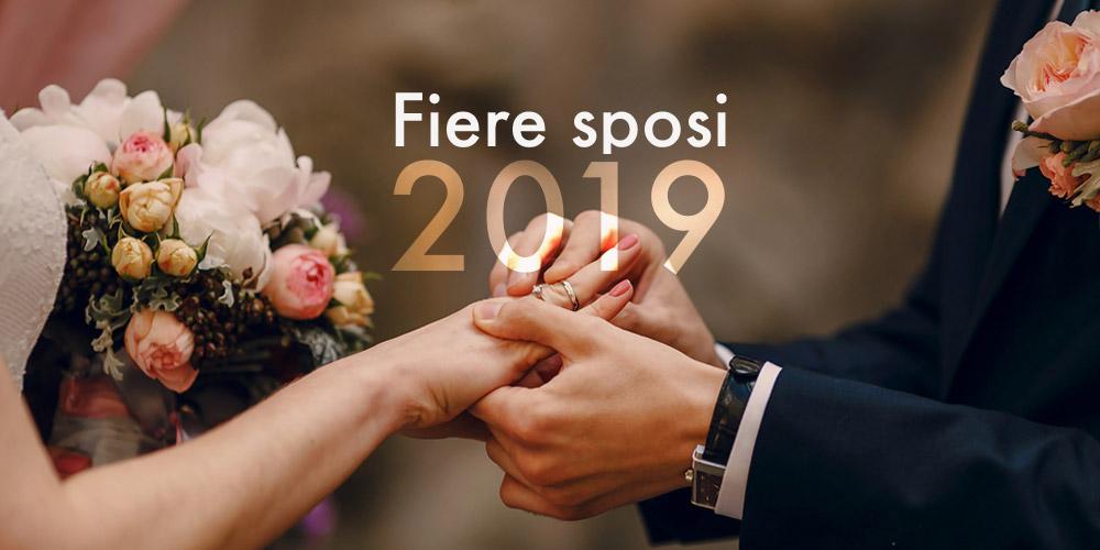 Calendario Fiere Toscana 2020.Fiere Sposi 2019 Ecco Tutti Gli Appuntamenti Dell Anno In