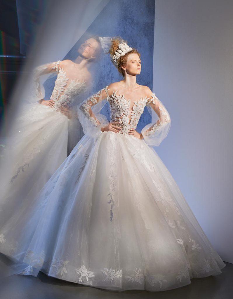 Abiti da sposa Amelia Casablanca 2019