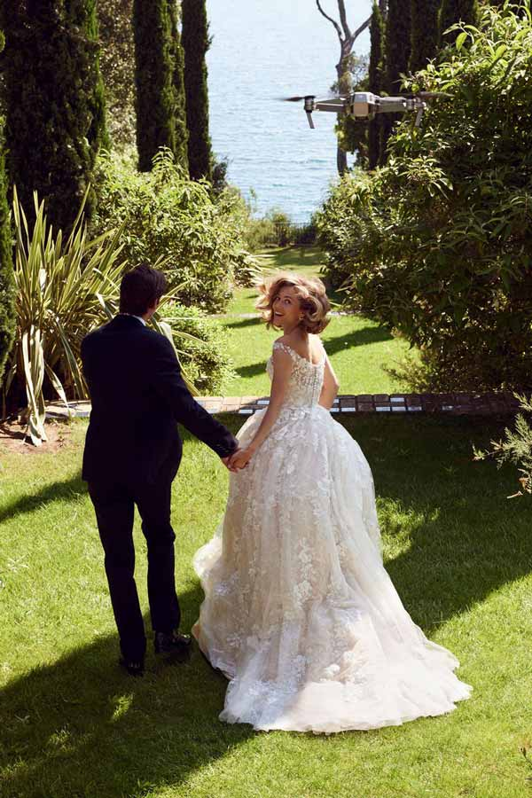 Abiti da sposa Justin Alexander 2019