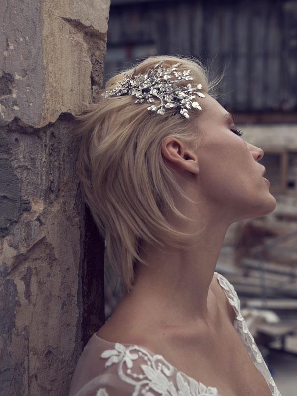 accessori per capelli sposa 2019