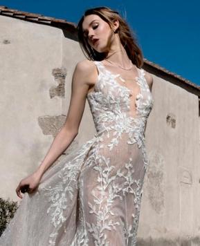Atelier Segreti, abiti da sposa romantici e scintillanti