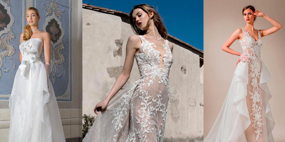 Sono abiti da sposa romantici e luminosi quelli delle nuove collezioni 2019  presentati dall Atelier Segreti di Corleone 7e31f165717