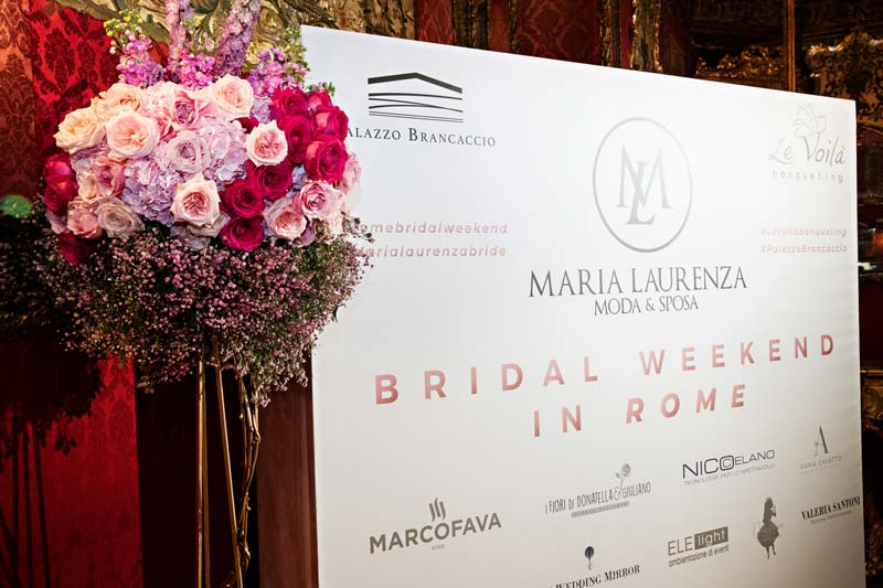 Bridal Weekend in Rome
