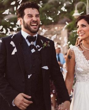 Francesca Pittau organizza il primo matrimonio a Porto Flavia