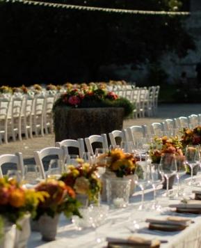 Maison Mariage firma le nozze homemade di Giorgia e Riccardo