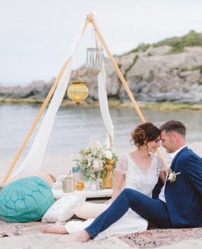 Sardegna, teatro di un matrimonio magico e meta da promuovere all'estero