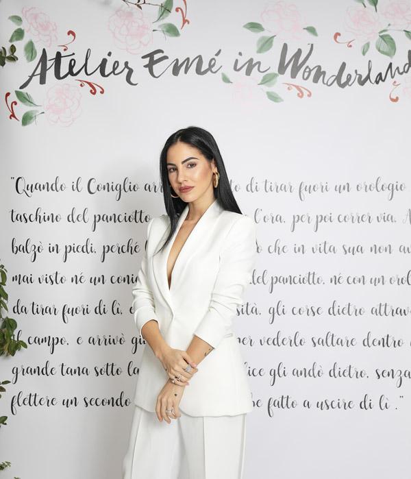 Abiti da sposa Atelier Emé 2020