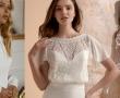 Abiti da sposa Modeca 2020, bellezza pura e romantica per la maison olandese