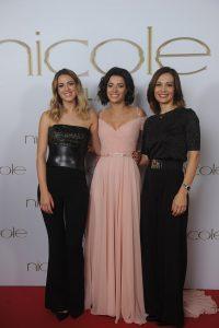 Nicole Fashion Show, Alessandra Rinaudo, Rosa Diletta e Nicole Cavallo
