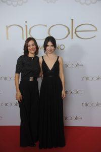 Nicole fashion Show, Claudia Potenza