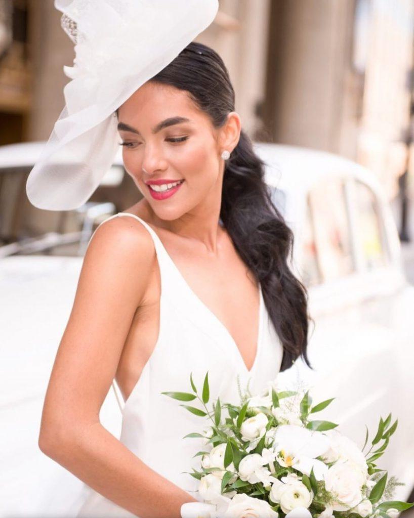 Cappelli da sposa 2019
