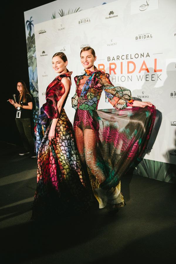 53b4172db951 Valmont Barcelona Bridal Fashion Week 2019  il programma dell evento ...