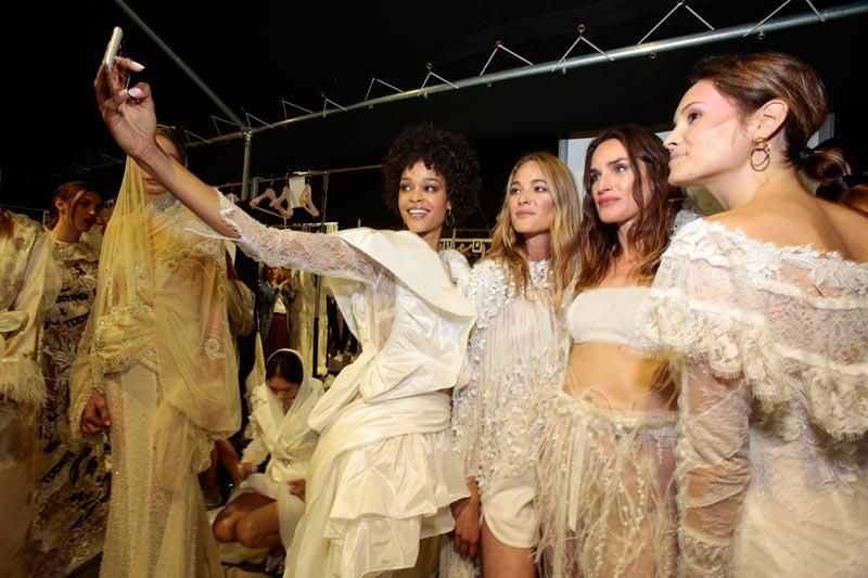 Valmont Barcelona Bridal Fashion Week 2019