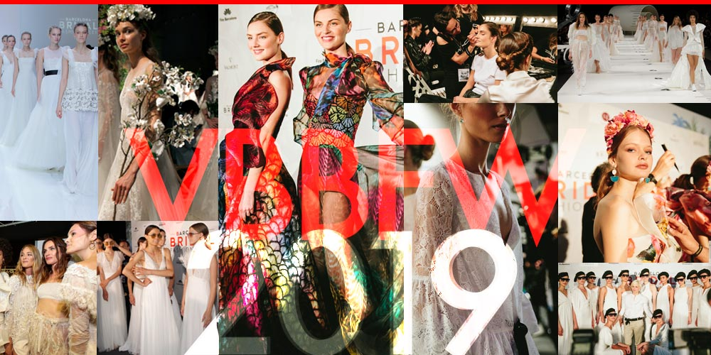 Valmont Barcelona Bridal Fashion Week 2019