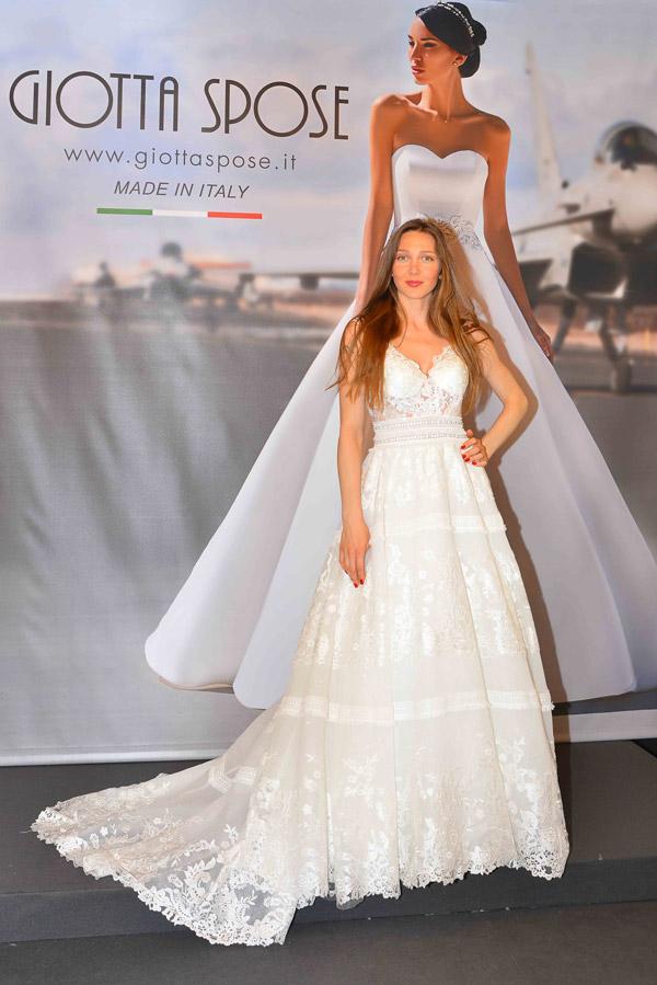 new styles 60a81 45938 Giotta Spose 2019, la delicatezza dei dettagli che fanno la ...