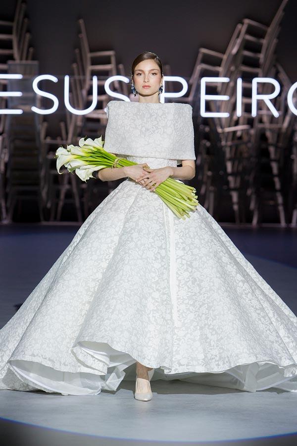 Abiti da sposa Jesus Peiro 2020