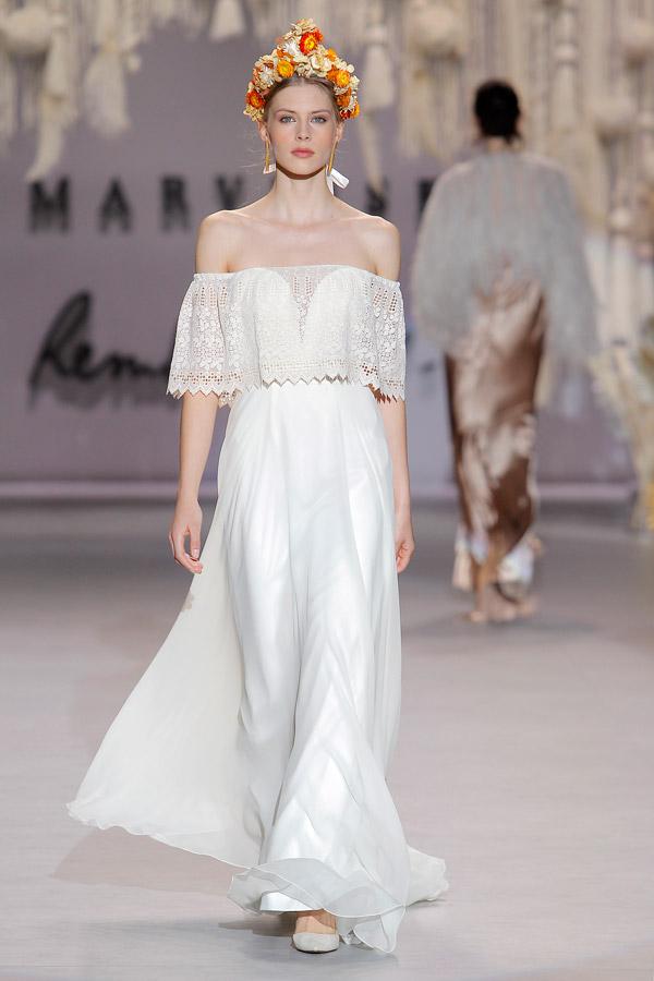 Abiti da sposa Marylise e Rembo styling 2020