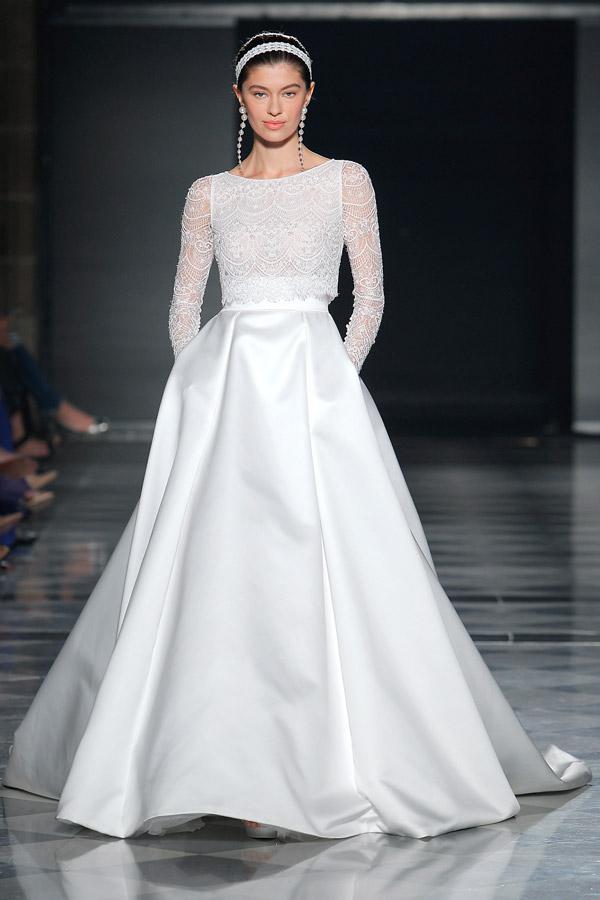 Abiti da sposa Rosa Clarà 2020