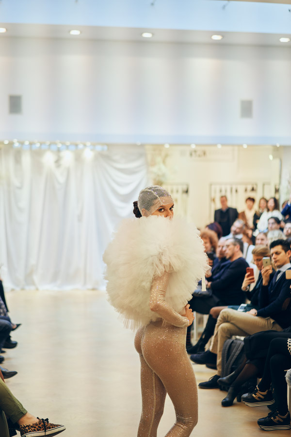 Abiti da sposa Simone Marulli 2020