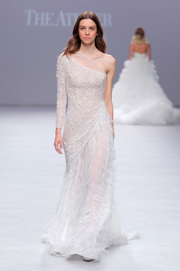 Abiti da sposa The Atelier Couture 2020