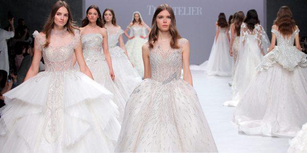 Abiti da sposa The Atelier Couture 2020