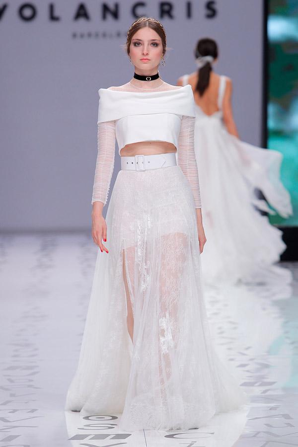 Abiti da sposa Yolancris 2020